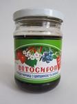Фитосироп из плодов черники с шиповником и аронии