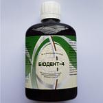 Зубной эликсир Биодент-4  100 мл