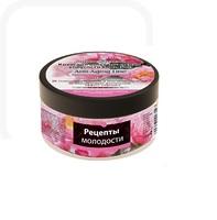 Антивозрастной крем для восстановления упругости кожи Пион для лица и тела