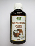 Кокосовое масло 200 мл.