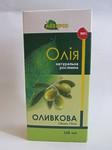 Масло натуральное растительное Оливковое 120мл.