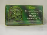 Фиточай Эдель -10 из травы мелиссы лекарственной