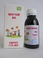 Сироп Магний В6