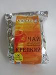 Цейлонский черный байховый чай Рассвет 100 ф/п.